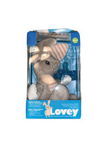 Dr Brown's Lovey Happy Paci Silicona Pacifier Teether Billy The Bunny New - $12.77