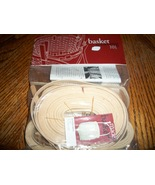 Basket Weaving 101 Kit~Sturbridge Basket K-106 - $26.00