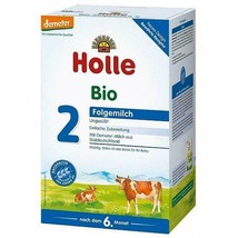 Holle Milk ORGANIC Baby Formula STAGE 2 600g From EUROPE- FREE SHIPPING - $35.63