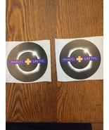 STICKER Hanzel und Gretyl lot of two 1995 Ausgeflippt industrial metal e... - $4.99