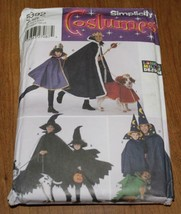 Sewing Pattern  *Simplicity Costumes 5392* Adult, Child, & Dog Capes    ... - $4.74