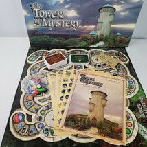 The Tower of Mystery Board Game by Ovation Productions 2009 Complete - $59.35
