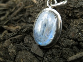 RESERVED Black Moon Witches moonstone AMULET of the Priestess extremely powerful - $266.66