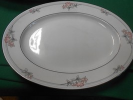"Beautiful Legendary by NORITAKE ""Tarkington"" China   PLATTER  11.5"" X 8.5"" - $10.80"