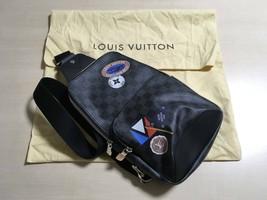 04055 Louis Vuitton N41056 Avenue sling Travel sticker sling bag - $1,964.01