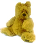 "Byron Bear 1989 from Steinbach Vintage 15"" Soft Cuddly Teddy Bear Brown ... - $19.79"