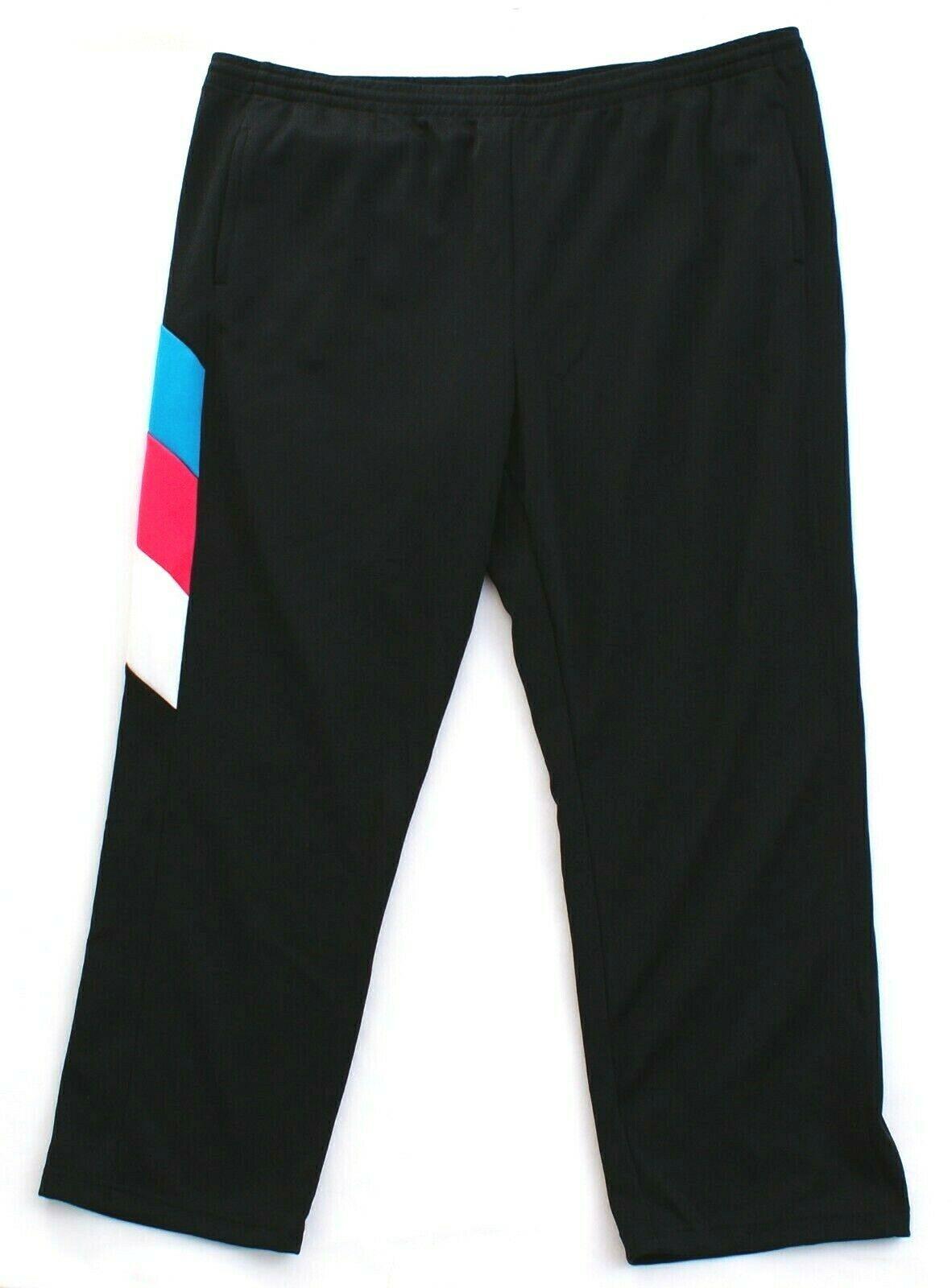 Adidas Originals Black HLZ UltraStar Track Pants Men's NWT