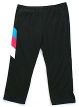 Adidas Originals Black HLZ UltraStar Track Pants Men's NWT image 1