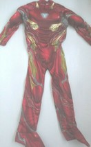 Avengers IRON Man Deluxe Child Costume - Size L (10-12) - NWT - $14.99