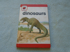 1974  Lady Bird Book  Dinosaurs - $7.94