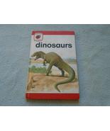 1974  Lady Bird Book  Dinosaurs - $7.94