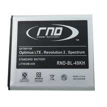 RND Li-Ion Battery (BL-49KH) for LG Optimus LTE (LU6200, SU640), Nitro H... - $11.99
