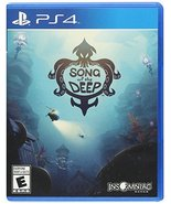 Song of the Deep - Playstation 4 [video game] - $8.06