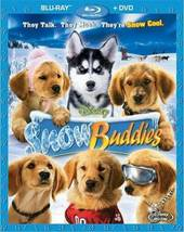 Disney Snow Buddies [Blu-ray + DVD]