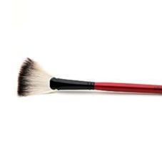 Smashbox Travel Fan Brush For Face Makeup  - $12.99