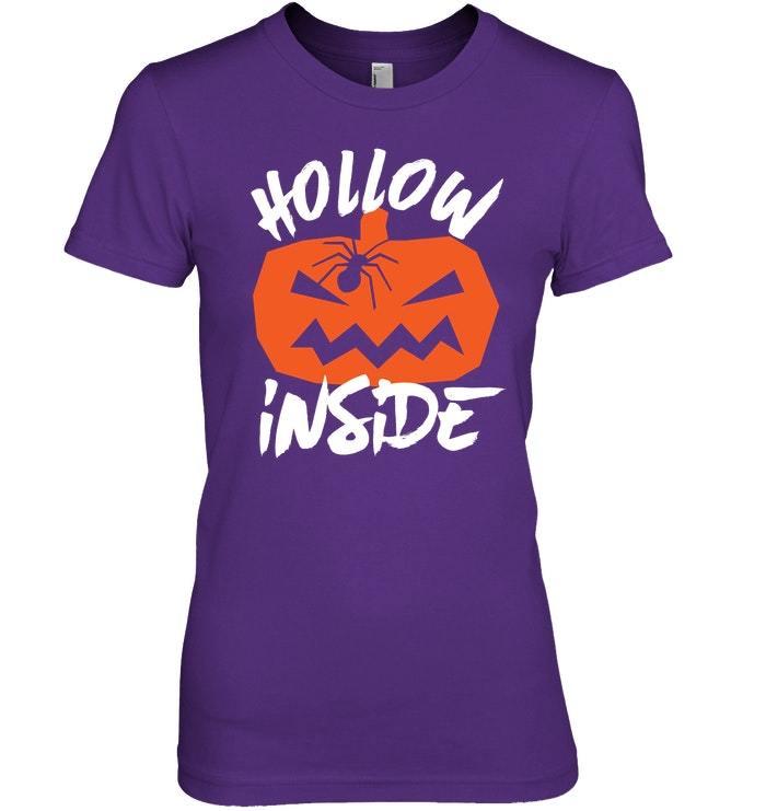 Funny Jack O Lantern Halloween Sweater Hollow Inside Pumpkin