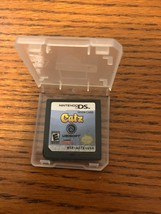 Catz (Nintendo DS, 2006)NDS DSI 3DS game Complete - $6.23