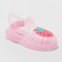 Toddler Girls' Beaulah Fruit Jelly Fisherman Sandals - Cat & Jack Pink - $18.00