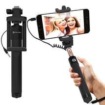 Extendable Selfie Stick  Wired Monopod Portrait Taker  Video Recorder Ha... - €8,92 EUR
