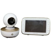 Motorola 5 Inch Portable Video Baby Monitor With Wi-Fi (MBP855CONNECT) - £118.50 GBP