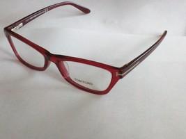 NEW TOM FORD TF 4265 068 PURPLISH-RED EYEGLASSES AUTHENTIC RX FRAMES  FT... - $169.89