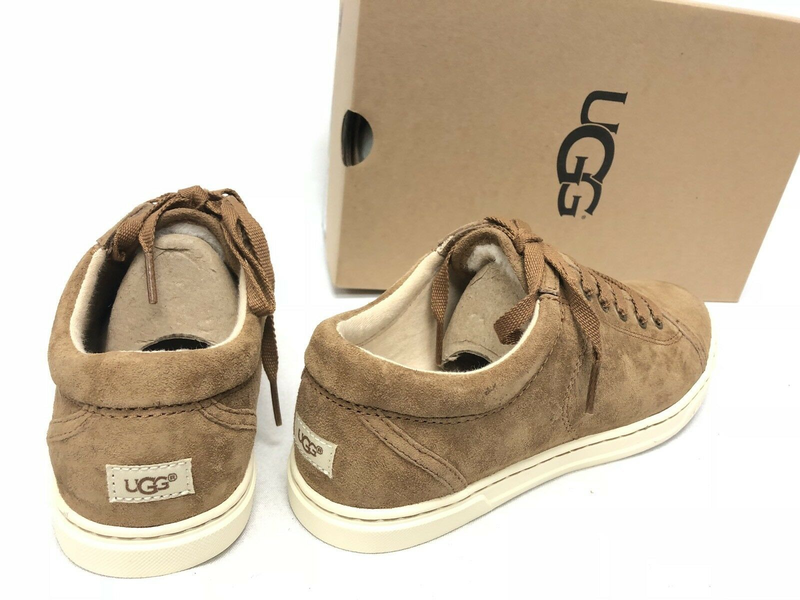 UGG Australia TOMI 1005484 Chestnut Fashion sneakers shoe 1005485 Lace Up