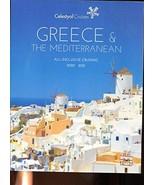 CELESTYAL CRUISES: GREECE & THE MEDITERRANEAN CRUISES 2020-2021 /*RARE* ... - $14.85