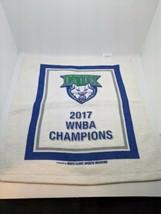 Minnesota LYNX WNBA Basketball Champions White Rally Towel  2017 BR5 - $12.95