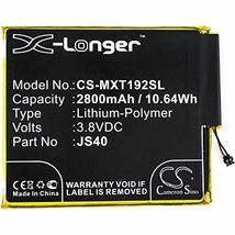 2800mAh Replacement Battery for Motorola Moto Z3 Play, XT1929-1, XT1929-4, XT192 - $16.40