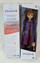 Disney's Frozen 2 Anna Barbie Doll New In Box Christmas Doll Gift Present - $22.76