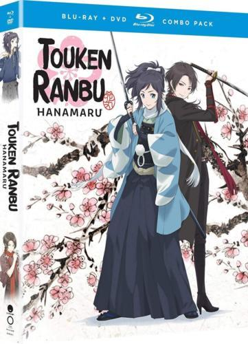 Touken Ranbu: Hanamaru - Season One [Bluray + DVD] [Blu-ray]