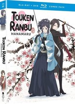 Touken Ranbu: Hanamaru - Season One [Bluray + DVD] [Blu-ray]  - $56.64