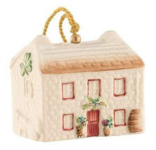 Belleek Kerry Farmhouse Annual Ornament New for 2018 - $40.11