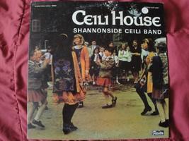"Shannonside Ceili Band "" House"" Vinilo LP Fiesta Record Company Flps 164... - $27.68"