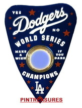 2020 MLB Los Angeles Dodgers Pins New LTD ED World Series Fan Fantasy Ouija Pin@ - $10.49