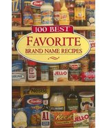100 Best Favorite Brand Name Recipes Publications International Ltd. - $1.98