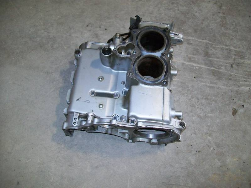 Primary image for 76 1976 Honda Goldwing GL1000 Left Engine Casing