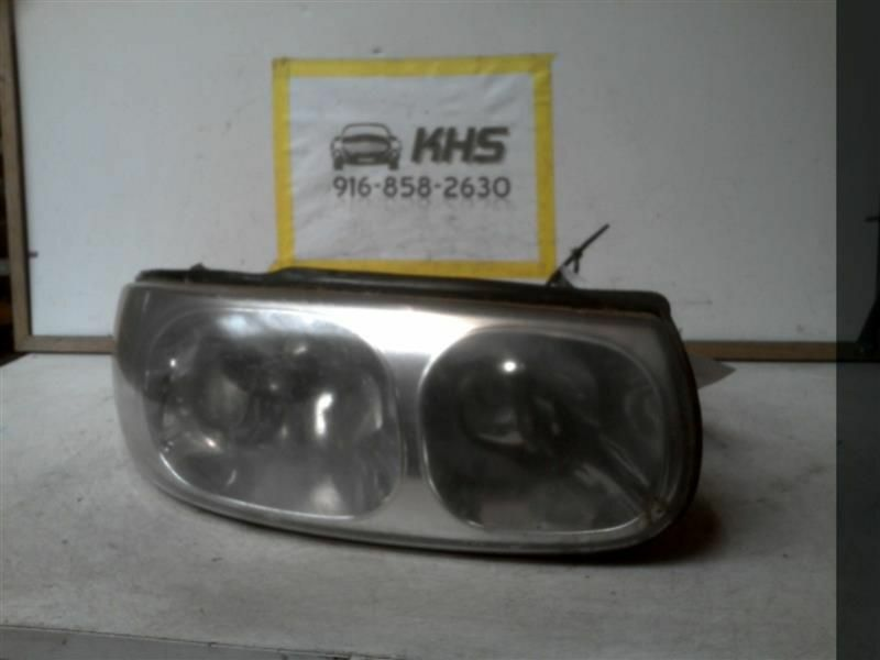 Primary image for Passenger Headlight Limited Without Fluted Lines On Lens Fits 00 LESABRE 311839