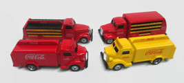 Coca-Cola Choice of Bottle Truck 1:87 Scale 1937, 1938, 1947 Red, or 194... - $11.75
