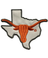 University of Texas Longhorns Embroidered Patch Sew-on, Iron-on, VELCRO® Brand b - $7.95 - $9.95