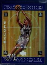 1998 Upper Deck Encore  #127 Matt Harpring RC    ID:116447        ID:116447 - $1.37