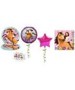 SPIRIT Horse Plates Napkins Party Pack Birthday Balloon Decoration Ride ... - $22.72