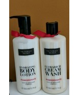 Victoria's Secret Cotton Moisture Complex Pomegranate Set Lot - $59.80