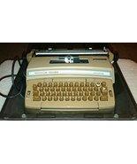 Smith-corona Coronet Super 12 Coronamatic Portable Electric Typewriter - $189.09