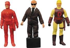 Marvel Daredevil 8 In Retro Action Figure Set - $120.00