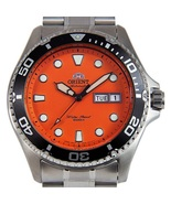 Orient Diver Ray Raven II FAA02006M automatic men's watch divers steel o... - $169.00