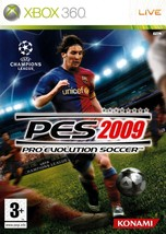 Pro Evolution Soccer 2009 (Xbox 360) - Free Postage - UK Seller NP - $5.99