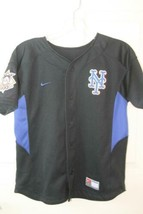 "Nike Team New York Mets ""Reyes"" Nationals Short Sleeve Button Down Shirt... - $13.94"