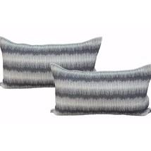 Pillow Cover Set (2 pc) multicolor cushion case - $29.00