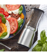 """NEW Kamenstein 8"""" Stainless Steel Pepper Mill ***FREE SHIPPING*** - $34.99"""